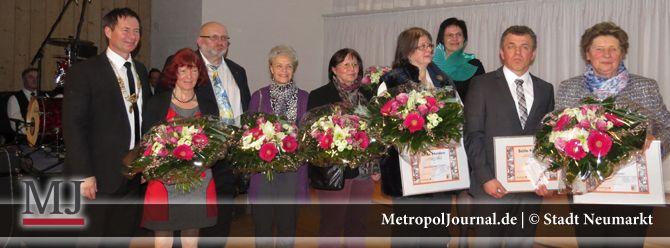 """(NM) Abwechslungsreicher Neujahrsempfang mit Verleihung der Auszeichnung """"Stille Helden"""" - http://metropoljournal.de/?p=7916"""