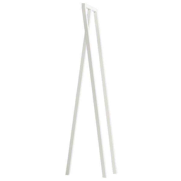 $289 Loop stand hall, white