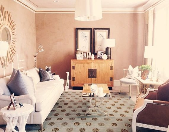 1990s living room trends in interior decoration 1950 for Interior decoration 1990s