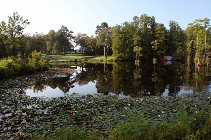 Cypress Lakes Golf Course, Hope Mills, North Carolina. My once and future home!