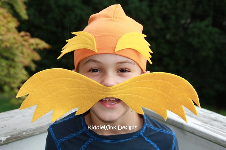 The Lorax Dress-up Costume
