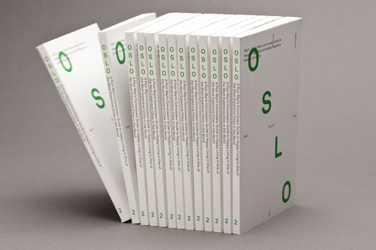 Guide Book Design by YOUR FRIENDS, an Oslo-based... | The official tumblr blog of WE AND THE COLOR