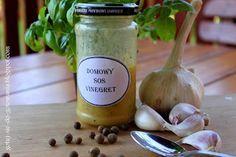 gotuj się do gotowania!: Domowy Sos Vinegret