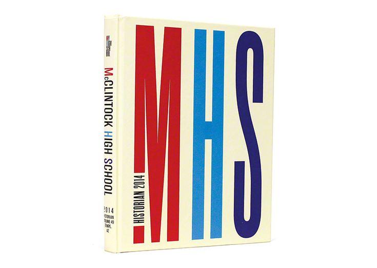 McClintock High School 2014 Cover