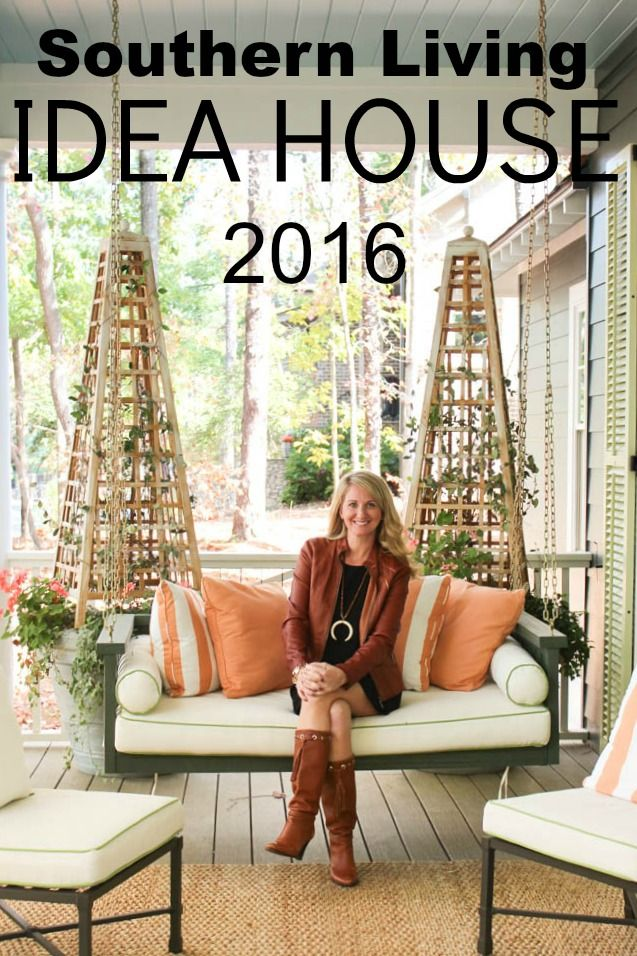 My Trip to Birmingham and the 2016 Southern Living Idea House - Southern State of Mind