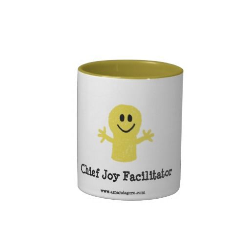 Chief Joy Facilitator - Mug