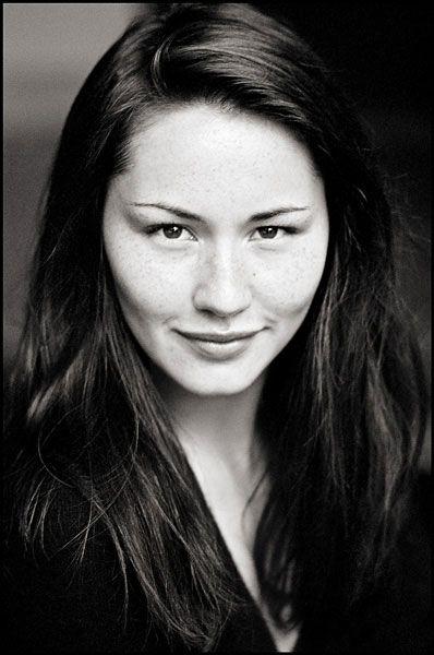 Christina Chong, who plays Lorna Bucket in A Good Man Goes to War.