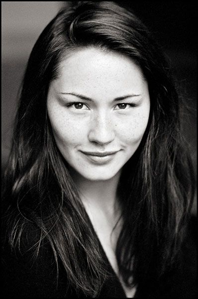 Christina Chong, who plays Lorna Bucket in A Good Man Goes to War.