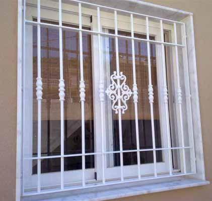 17 mejores ideas sobre rejas para ventanas modernas en - Modelos de rejas para casas ...