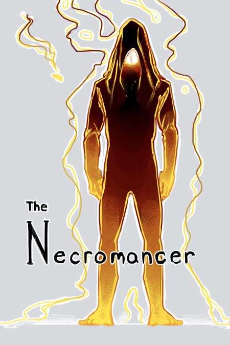 Voice of the Necromancer from The Hobbit