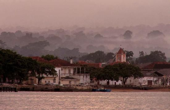 Sao Tome city view - Photo by Africa's Eden