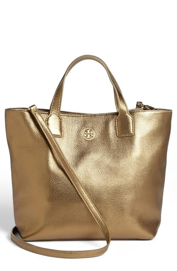 Gorgeous! Gold, Crossbody Tote.