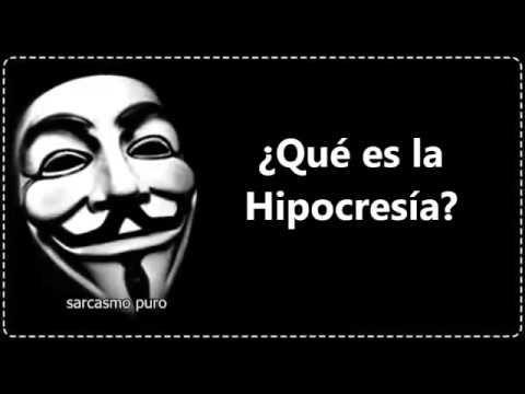 Senor Sarcasmo  /Frases de Sarcasmo  Que es la hipocresia/senor joker Se...