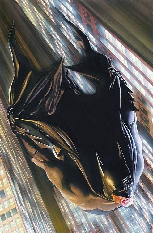 Batman by Alex Ross