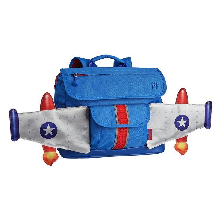 Bixbee Rocketflyer Kids Backpack Small -