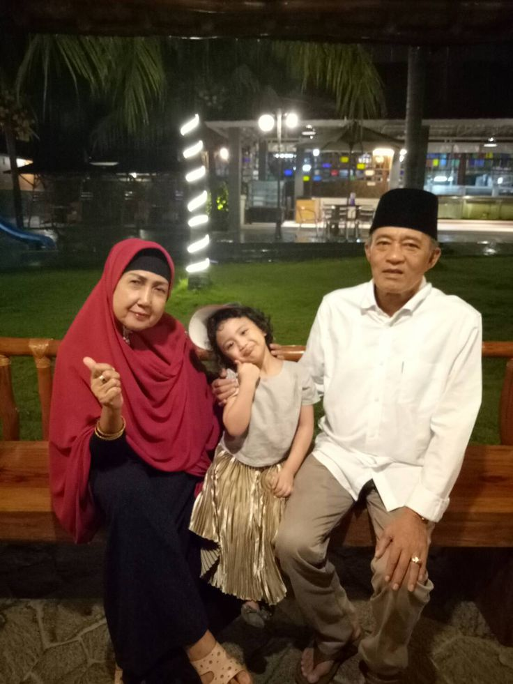 Quell with Grandma & Grandpa