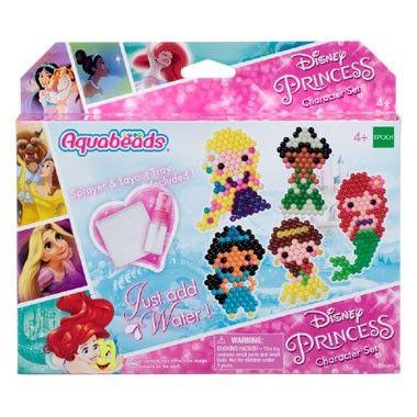 AquaBeads Disney Prinses figurenset 30238  Deze prachtige AquaBeads Disney Prinses figurenset is het ideale cadeau voor alle meisjes die van prinsessen houden. Welke prinses vind jij het leukst?  EUR 14.99  Meer informatie