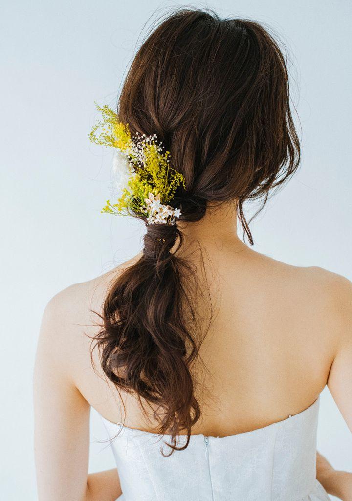 2019年最新版】ウエディングドレスに似合う髪型 総まとめ【2019