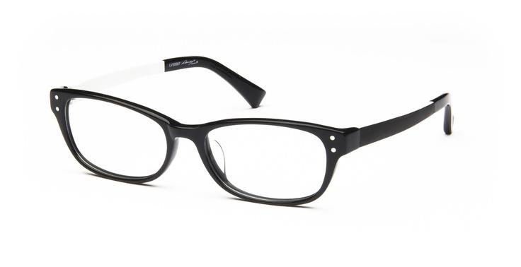 Lennox eyewear Lenua schwarz, weiß - Damenbrillen