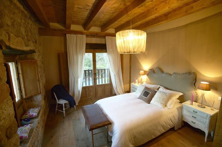 Habitación / Bedroom - Alojamiento LaBalbina / Guest House