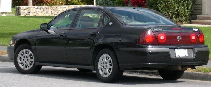 2002 Chevrolet Impala - Chevrolet Impala - Wikipedia