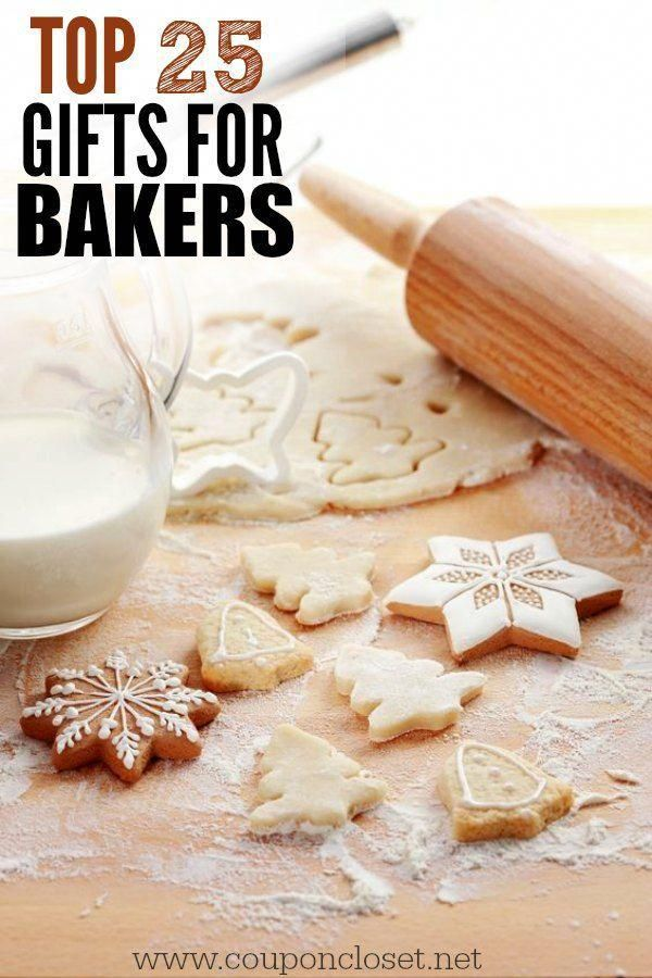 The Best Christmas Gifts For Bakers Christmaspresentideas
