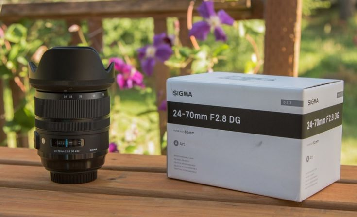 Sigma 24 70mm f 2 8 DG OS HSM Art Lens For Canon. #Sigma #70mm #Lens #Canon