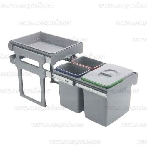 17 mejores ideas sobre cubo basura reciclaje en pinterest - Cubos de basura extraibles ...