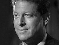 """Al Gore. """"As human beings, we are vulnerable to confusing the unprecedented with the improbable. In our everyday experience, if something has never happened before, we are generally safe in assuming it is not going to happen in the future, but the exceptions can kill you and climate change is one of those exceptions."""""""