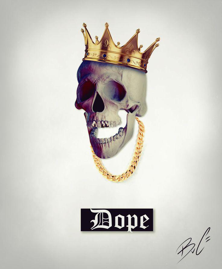#art  BvC  #skull
