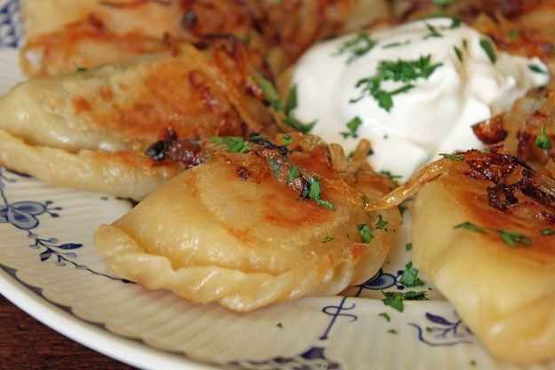 22 Polish dishes. Yum. And I love that the last four are all pierogie.