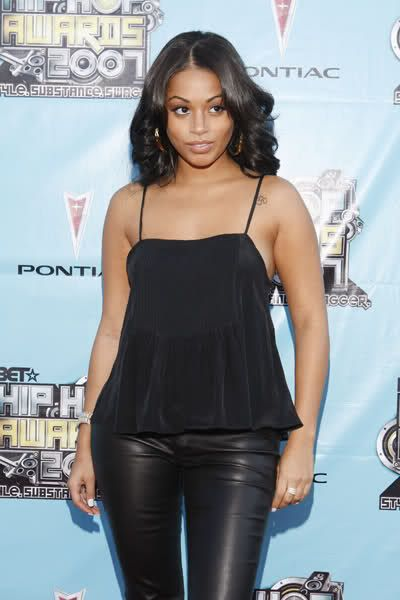 Lauren London @ the BET Hip Hop Awards