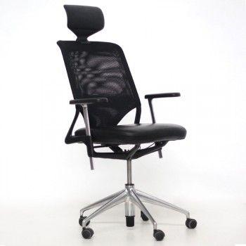 Silla ergon mica meda xl de vitra ergonomia pinterest silla ergon mica ofertas de muebles - Sillas vitra segunda mano ...