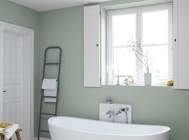 die 25+ besten badezimmer farben ideen auf pinterest | bad farben ... - Farbe Im Badezimmer