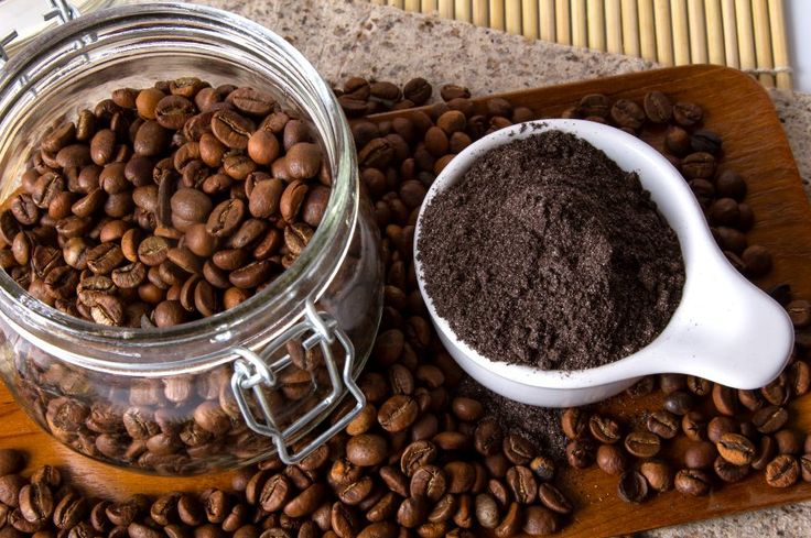 The Health Benefits Of Using A Coffee Scrub