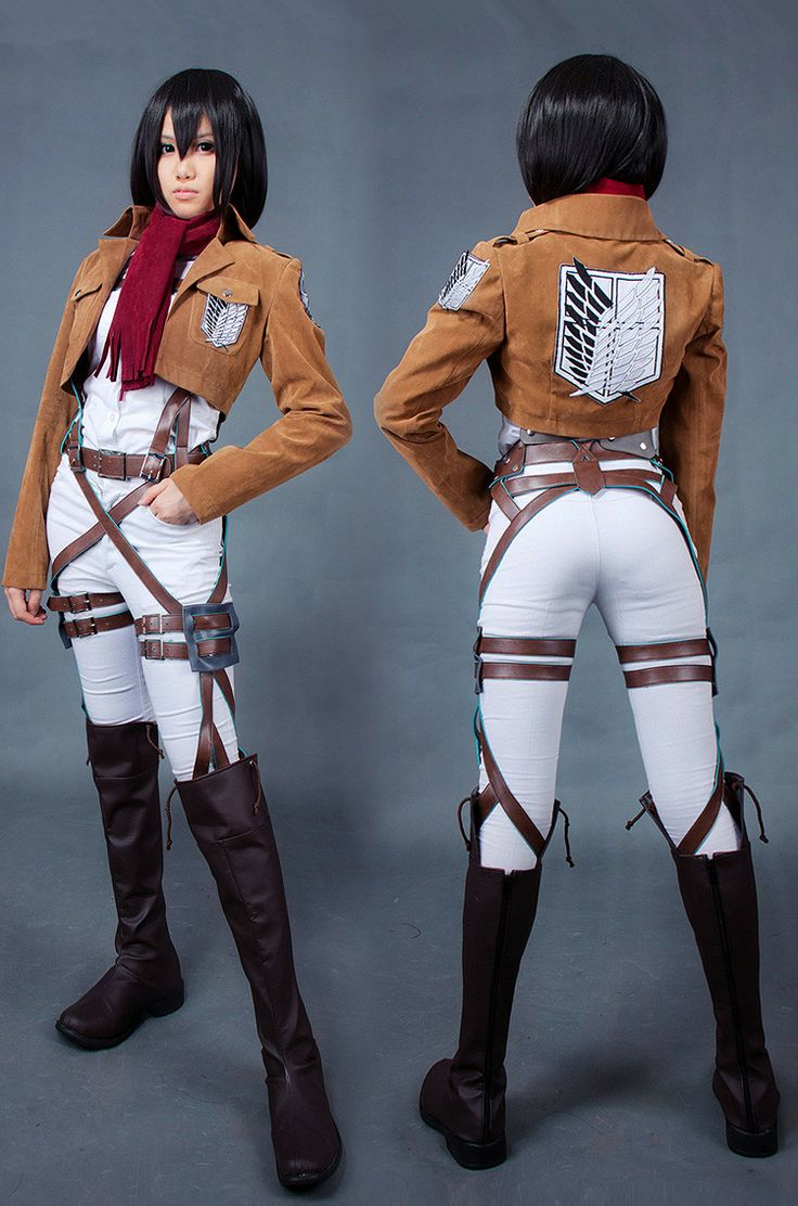 122 best images about CostumE DIY: AttacK on TitaN on ...