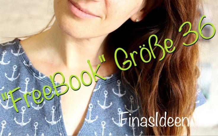 "Freebook ""Ankerliebe"" in Größe 36 #finasideen #freebook #anker #shirt"