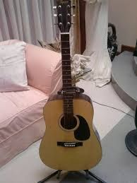 Comely Electric Acoustic Guitar For Sale