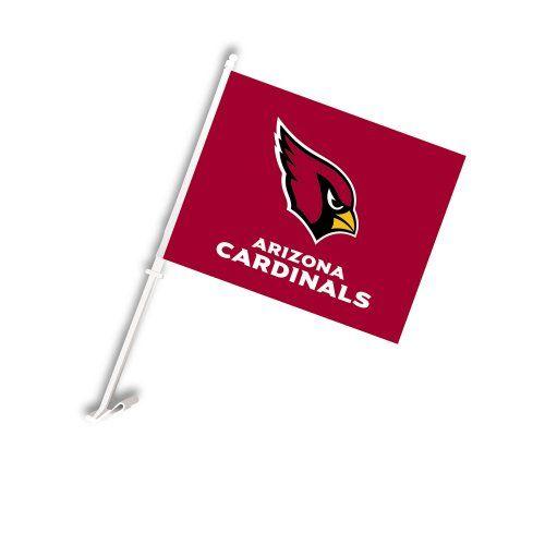 Arizona Cardinals Car Flags