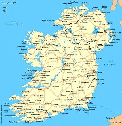 Le routard en Irlande