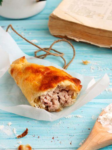 Chaussons au poulet : Recette de Chaussons au poulet - Marmiton