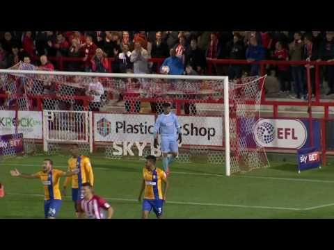 Accrington vs Mansfield Town - http://www.footballreplay.net/football/2016/09/27/accrington-vs-mansfield-town/