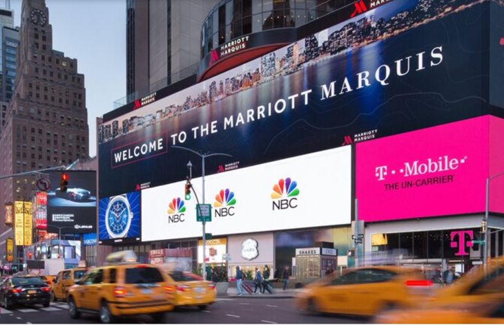 Marriott Ceo Defends Irritating Resort Fees Times Square New