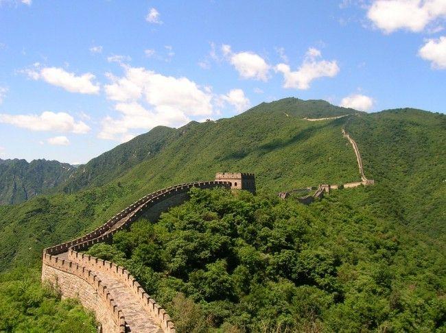 Kinesiska muren #Sju #Nya #Underverk #Seven #Wonders #Of #The #World #History #Historia #Travel #Resa #Resmål #Famous #Kinesiska #Muren #Kina #China