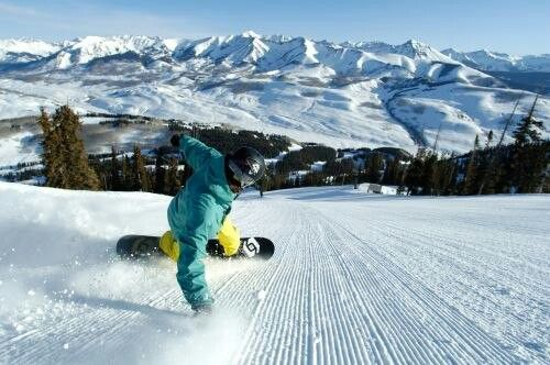 #snowboarding - this is cool. I want to be able to master the front lean!!