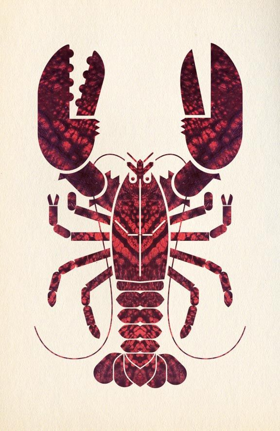 Curioos.com | American Lobster by Scott Partridge (United States) - http://pinterest.com/curioos