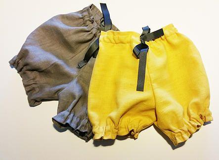 couture Short boule 3-18mois