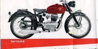 moto gilera 125 - 1951