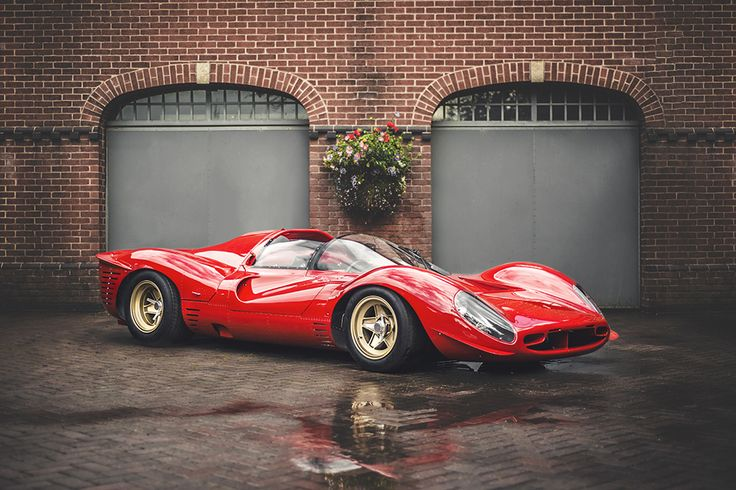 Ferrari 330 P4- in my opinion the most beautiful Ferrari ever.