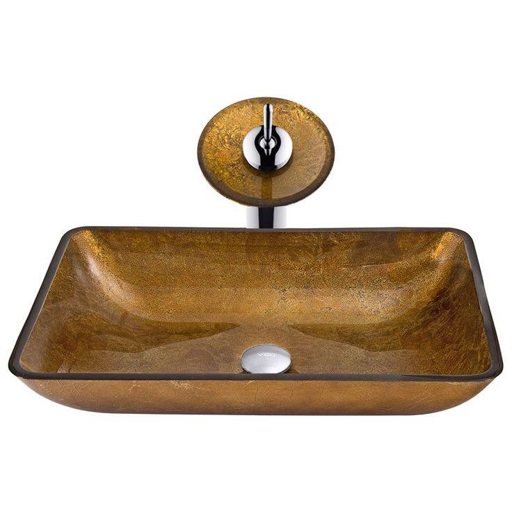 15 best VESSEL SINKS images on Pinterest   Bathroom sinks, Bathroom ...